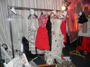 Gowns by: Kenneth Barlis