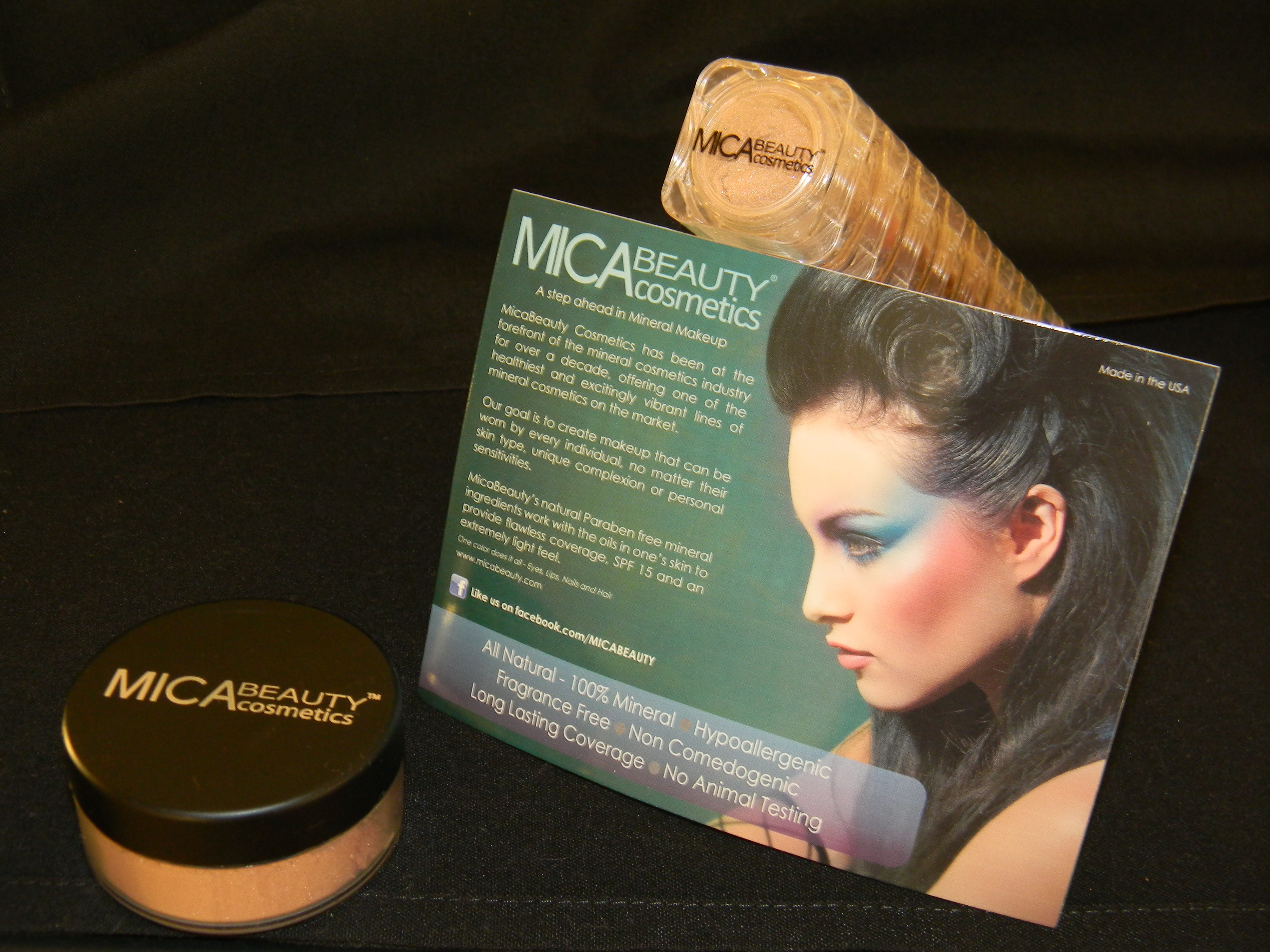 Mica Beauty Cosmetics Review Kitty